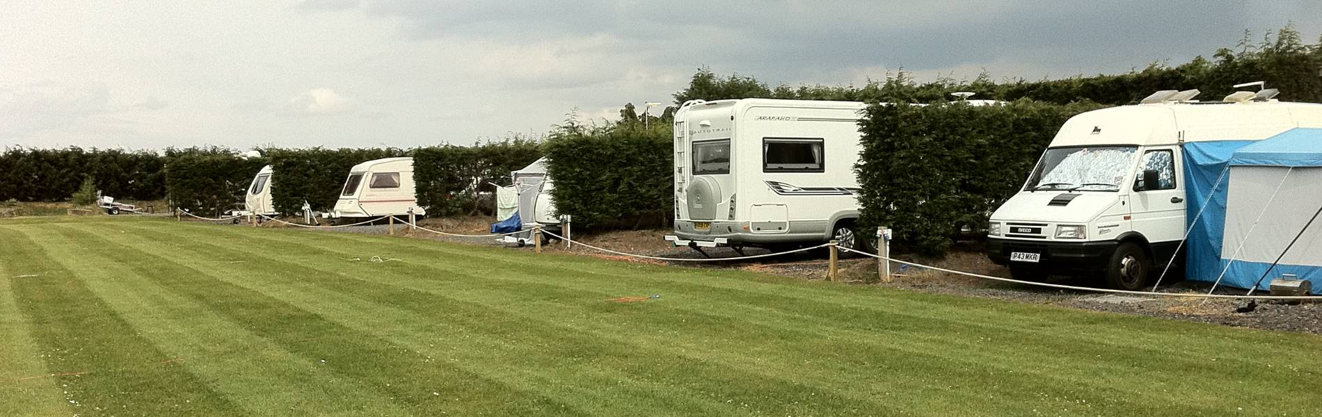 Adult Only Caravan Site