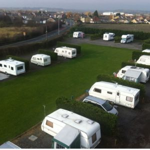 Broadlands Caravan Site Wakefield