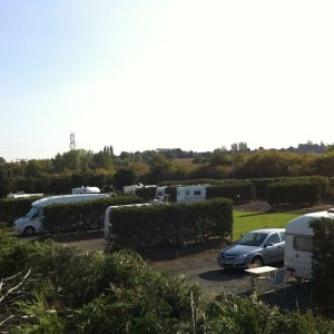 Broadlands Farm, Adult Caravan Site