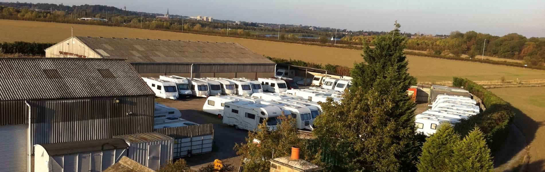 Caravan Motorhome Storage