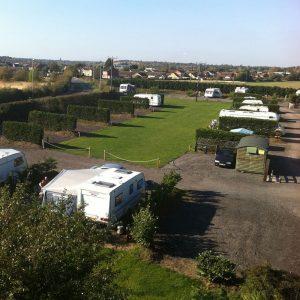 Caravan Site Yorkshire