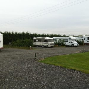 Motor home site yorkshire