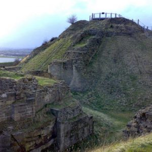Sandal Castle West Yorkshire