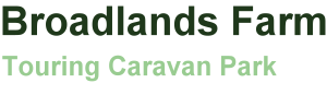 Touring & Caravan Park, Broadlands Farm