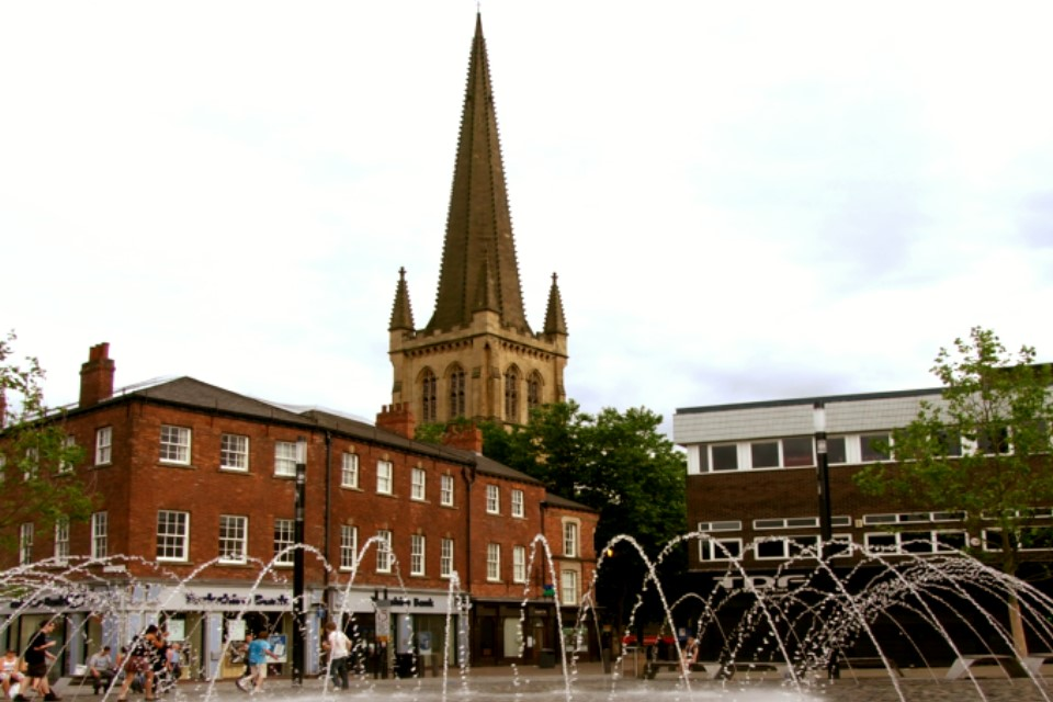 Wakefield Historic City